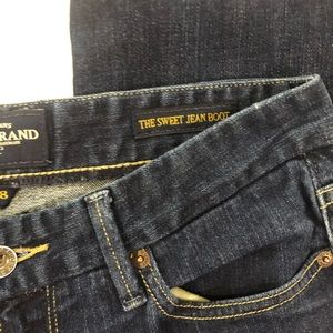 Lucky Brand Jeans - Lucky the sweet boot jeans size 6 Long